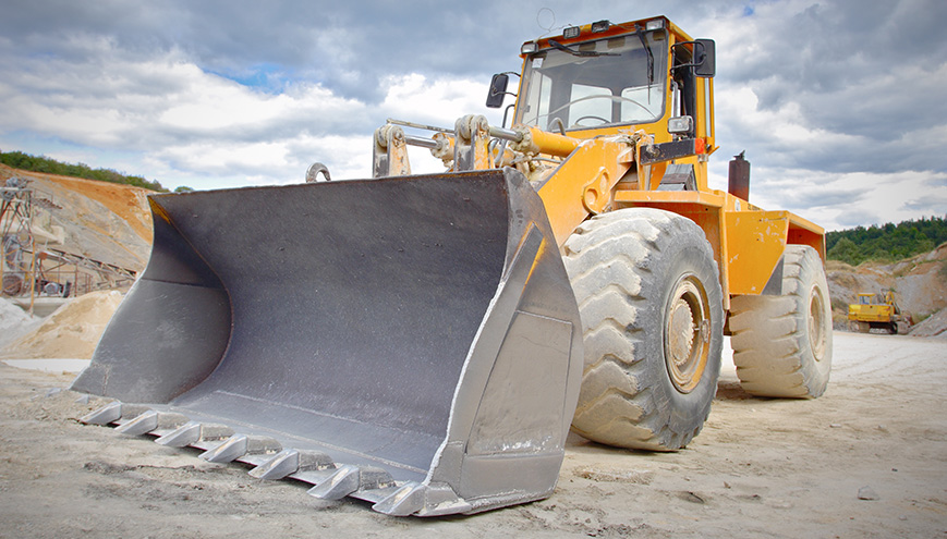 Heavy Equipment & Fleet Insurance